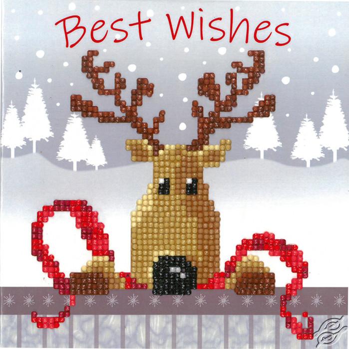 Reindeer by Vervaco - PN-0183276