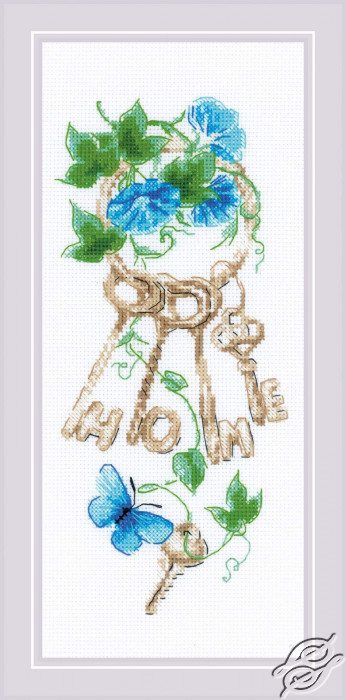 Keys to Home by RIOLIS - 1929