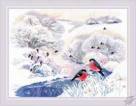 Winter River by RIOLIS - 1937