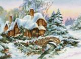 Winter Landscape by Luca-S - BU5001