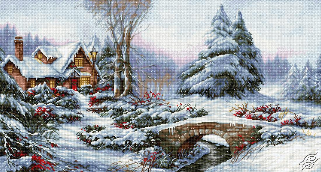 Winter landscape by Luca-S - BU5002