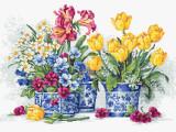 Spring Garden by Luca-S - B2385