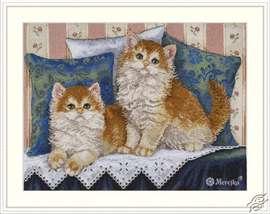 Fluffy Fellows by Merejka - K-189