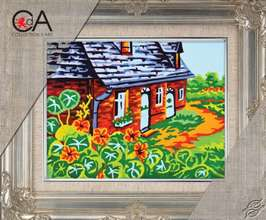 The Country House by Collection D'Art - 3296K