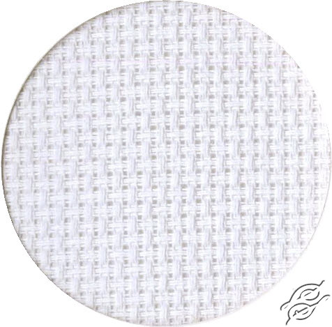 14ct White Aida 15.3''x17.7'' by RTO - AIDA14-100