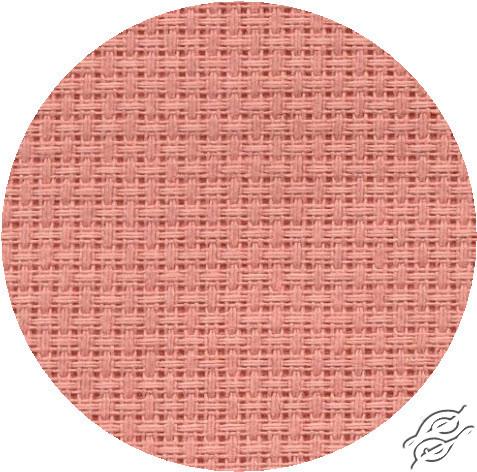 14ct Pink Aida 15.3''x17.7'' by RTO - AIDA14-414