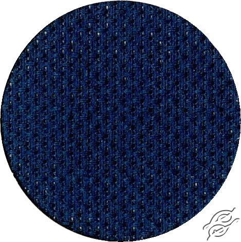 14ct Dark Blue Aida 15.3''x17.7'' by RTO - AIDA14-589