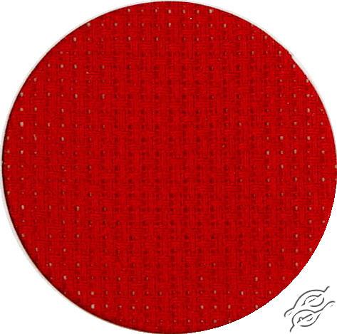 14ct Red Aida 15.3''x17.7'' by RTO - AIDA14-954
