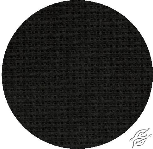 14ct Black Aida 15.3''x17.7'' by RTO - AIDA14-095