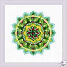 Self-knowledge Mandala by RIOLIS - 1964