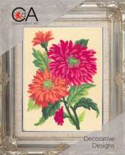 Asters by Collection D'Art - 3115K