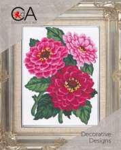 Asters by Collection D'Art - 3046K