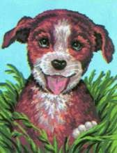Puppy by Collection D'Art - 3080K