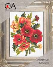 Flowers by Collection D'Art - 3049K