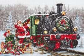 Santa`s Express by Luca-S - B2397