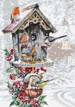 Bird House by Luca-S - B2399