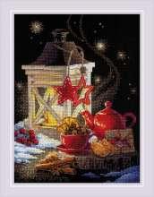 Winter Tea Time by RIOLIS - 1977