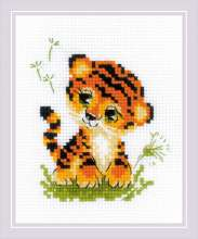 Baby Tiger by RIOLIS - 1995