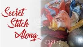 Secret Stitch Along 2021/2 by Vervaco - PN-0195759