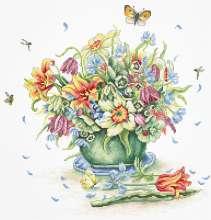 April Bouquet by Luca-S - B7000